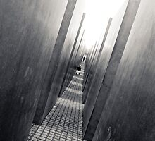 Memorial to the Murdered Jews of Europe, Berlin by Darren Taylor