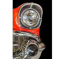 '57 Chevy Bel Air Photographic Print