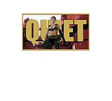 QUIET - MGS V Photographic Print