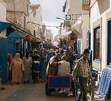 Moroccan Street Market by jadennyberg