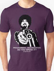 "ProgMofo, ""Less Optimized"" Edition Unisex T-Shirt"