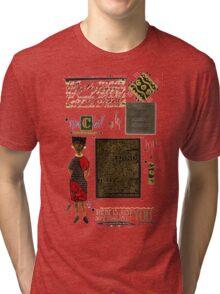 A Special Friend T-Shirt Tri-blend T-Shirt