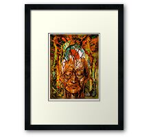 It's All Relative Framed Print