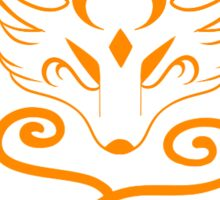 Spirit of the Harvest Logo (Orange) Sticker
