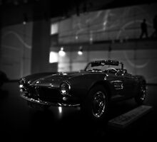 1956 BMW 507 by Mbland