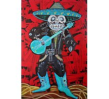 Spirit Of The Mariachi Photographic Print