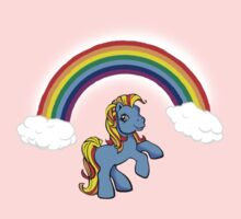 Rainbow Pony Kids Clothes