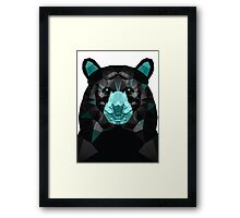 GTA V Bear Framed Print