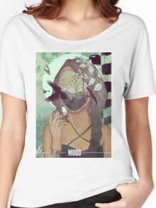 MOOD Women's Relaxed Fit T-Shirt