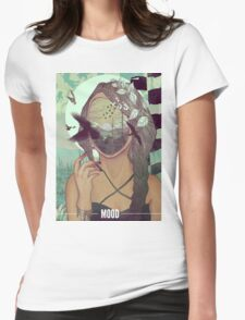 MOOD Womens Fitted T-Shirt