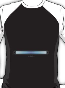 Skyrim Knee T-Shirt