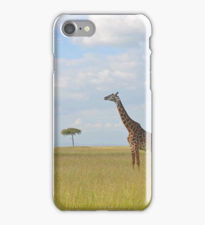 Maasai Giraffe iPhone Case/Skin