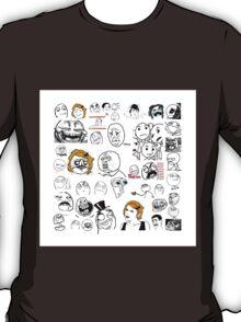 Meme Collaboration Shirt T-Shirt