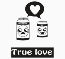 Pb&J love One Piece - Long Sleeve
