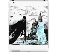 Spooky Series- Love and Protect, Heart, Body and Soul iPad Case/Skin