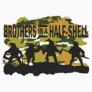 Brothers in a Half-Shell (for Light colors) by pixhunter