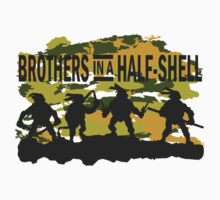 Brothers in a Half-Shell (for Light colors) T-Shirt