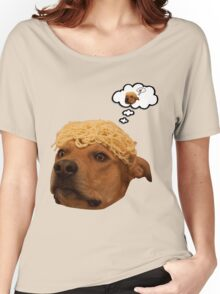 Spaghetti is Dog Women's Relaxed Fit T-Shirt