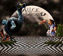 Alice In Wonderland by Don Alexander Lumsden (Echo7)