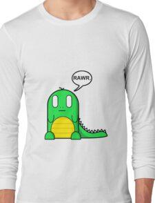 RAWR. Long Sleeve T-Shirt