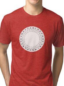 The One (Decoder) Ring Tri-blend T-Shirt