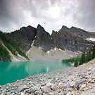 Ranges and lakes III by zumi