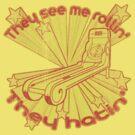 Skee Ball Hatin by AngryMongo