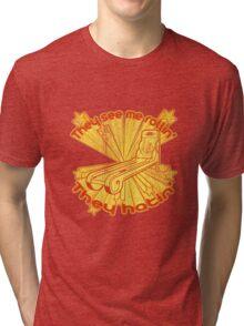Skee Ball Hatin Tri-blend T-Shirt