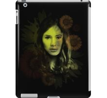 Splatter Amy Pond iPad Case/Skin