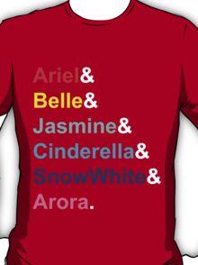 Disney Princesses T-Shirt