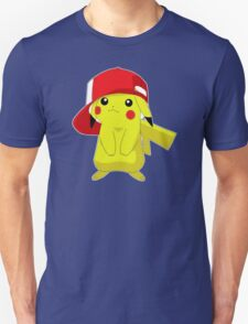 Pikachu Cute Pokemon Art T-Shirt