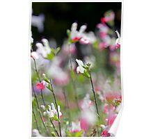 Floral Choir Poster