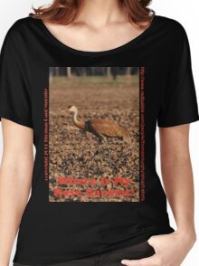 Where is my Rose Garden? Women's Relaxed Fit T-Shirt