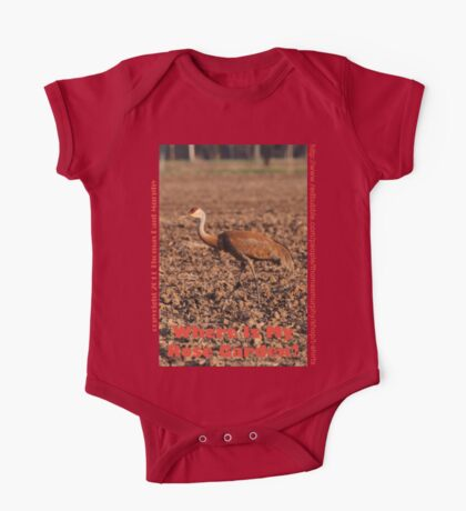 Where is my Rose Garden? Kids Clothes