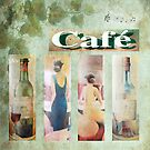 Cafe by Rozalia Toth