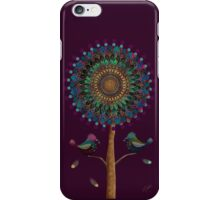 The Mandala Tree iPhone Case/Skin