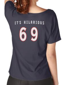 It's Hilarious (CBJ) Women's Relaxed Fit T-Shirt
