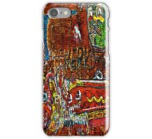 Graffiti #98 iPhone Case/Skin