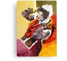 Bright Nomad Canvas Print