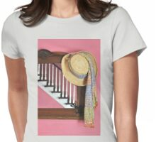 READY FOR SUMMER Womens Fitted T-Shirt