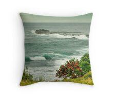 Gerroa Headland... Throw Pillow