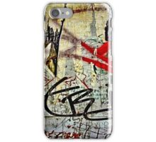 Graffiti #97 iPhone Case/Skin