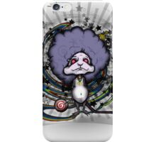 Loopy Afro Mouse iPhone Case/Skin