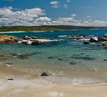 THE GARDENS - BAY OF FIRES - TASMANIA by ShutterBuggz