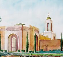 Newport Beach Temple by matt harward