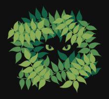 Jungle Eyes by beardo