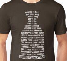 The Versus Cup (dark) Unisex T-Shirt