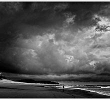 Currimundi Beach Clouds by gmb22
