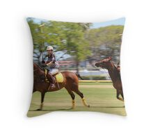KEEP YOUR EYE ON THE BALL! Throw Pillow