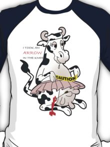 crazy cow T-Shirt